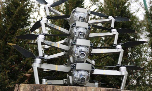 UAV Quatrokopter Drohnen